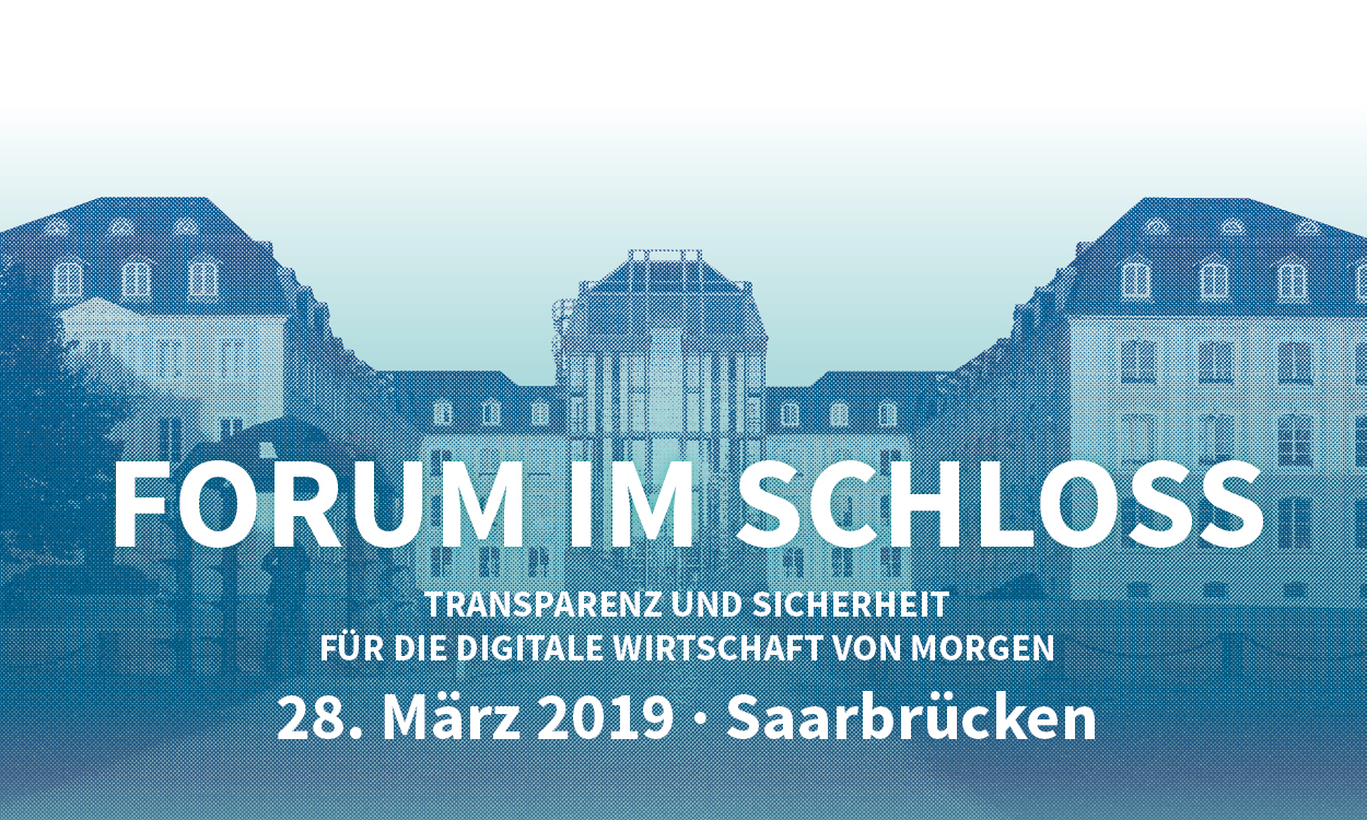 Forum im Schloss 2019